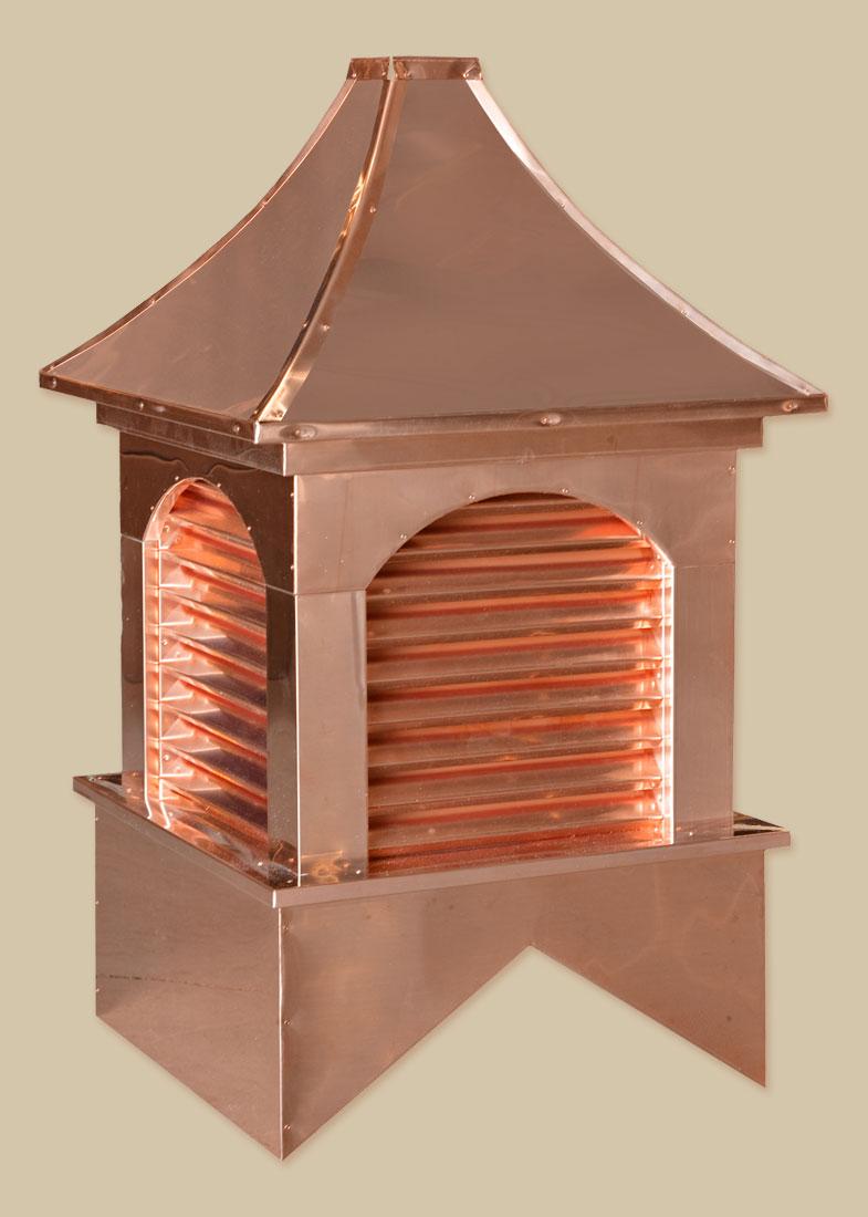 The Dalton Copper Cupola Copper Roofing
